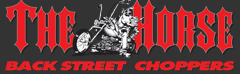 The Horse Back Street Choppers logo